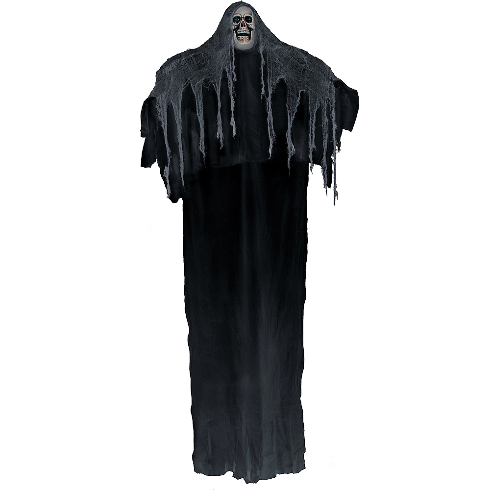 Giant Haunting Reaper Decoration Image #1