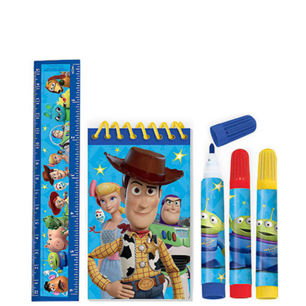 Toy Story 4 Stationery Set 5pc Image #2