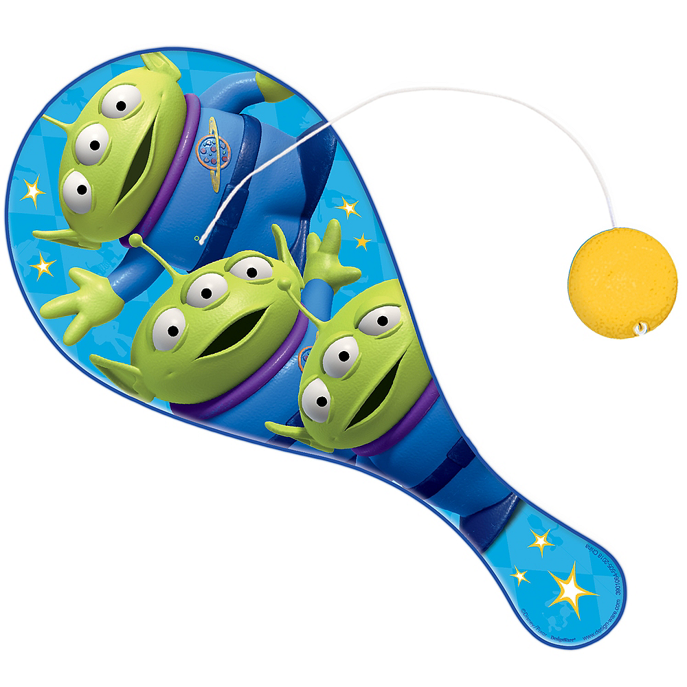 Nav Item for Toy Story 4 Paddle Ball Image #1