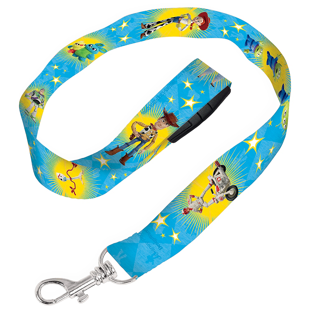 Nav Item for Toy Story 4 Lanyard Image #1
