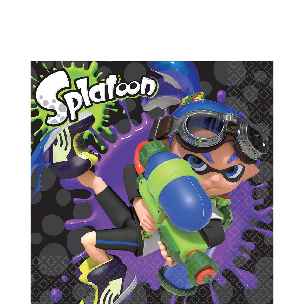 Splatoon Tableware Kit for 8 Guests Image #5