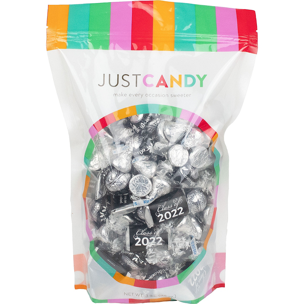 Nav Item for Black Class of 2019 Graduation Hershey's Chocolate Mix 180pc Image #1