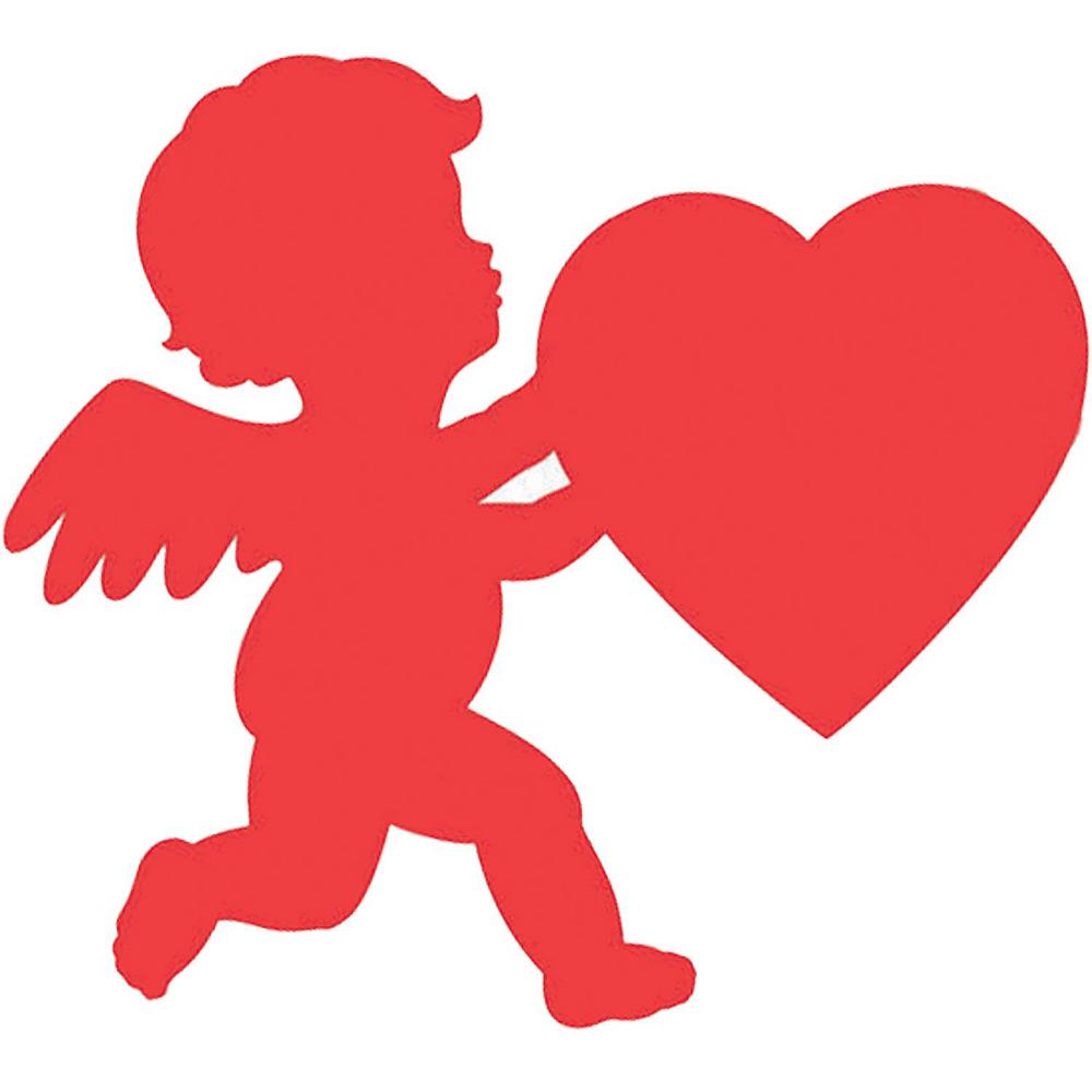 Valentine's Day Cupid & Hearts Decorating Kit Image #2
