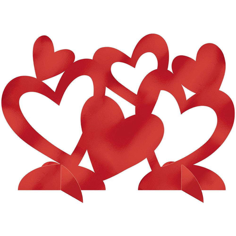 Valentine's Day Cupid & Hearts Decorating Kit Image #4