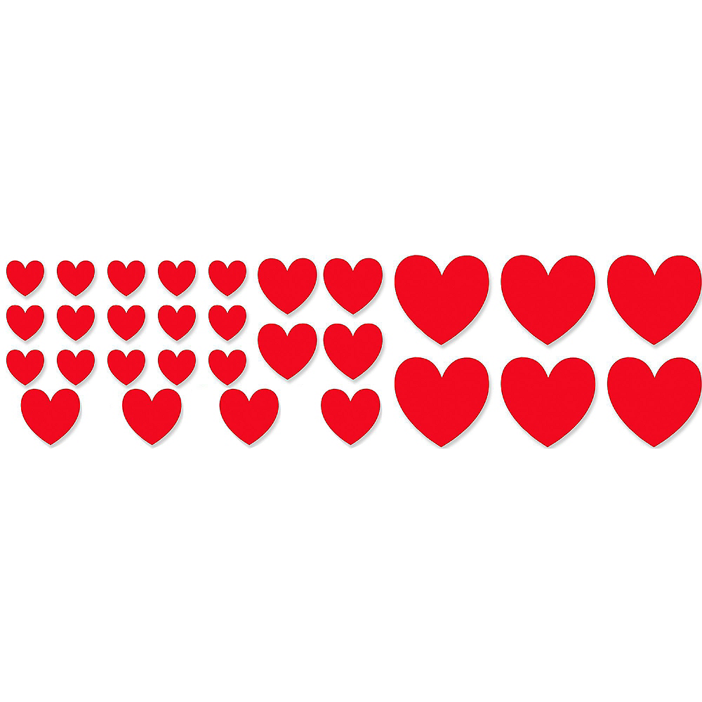 Valentine's Day Cupid & Hearts Decorating Kit Image #7