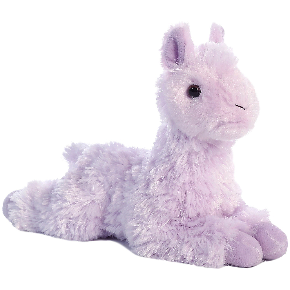 Nav Item for Purple Llama Plush Image #1