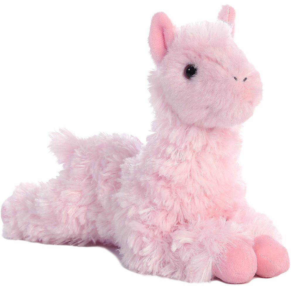 Pink Llama Plush Image #1
