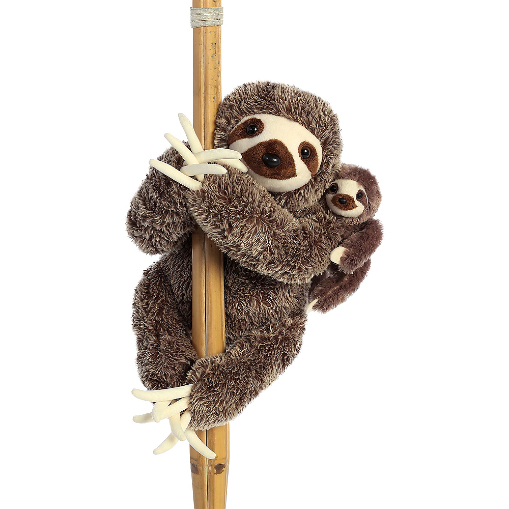 Nav Item for Mama & Baby Sloth Plushies Image #1
