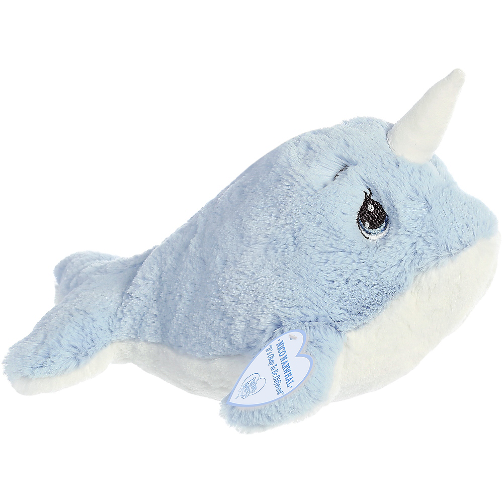 Nav Item for Nico Narwhal Plush Image #1