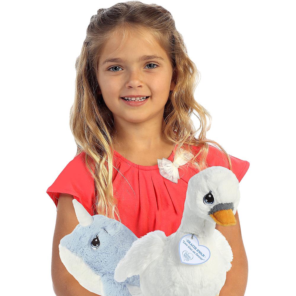 Gracie Swan Plush Image #2