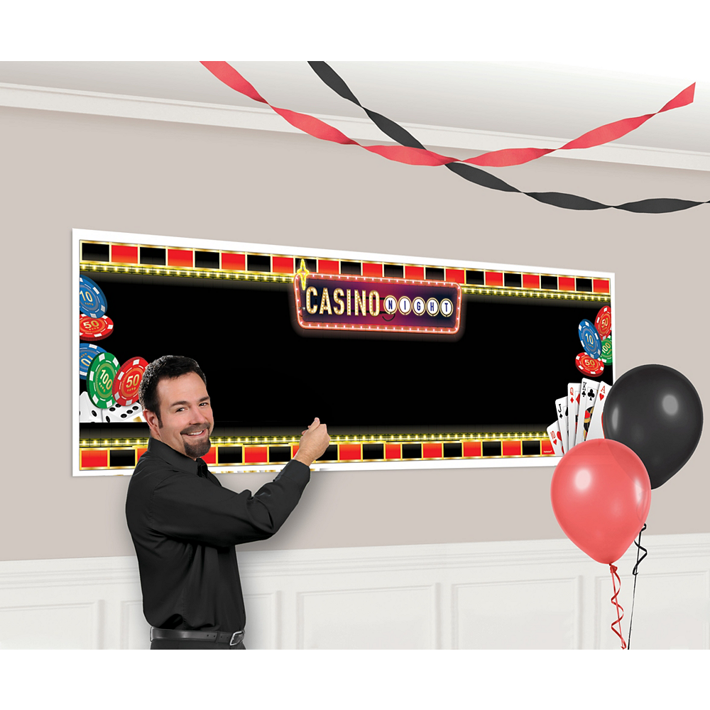 Roll The Dice Personalized Banner Kit Image #1