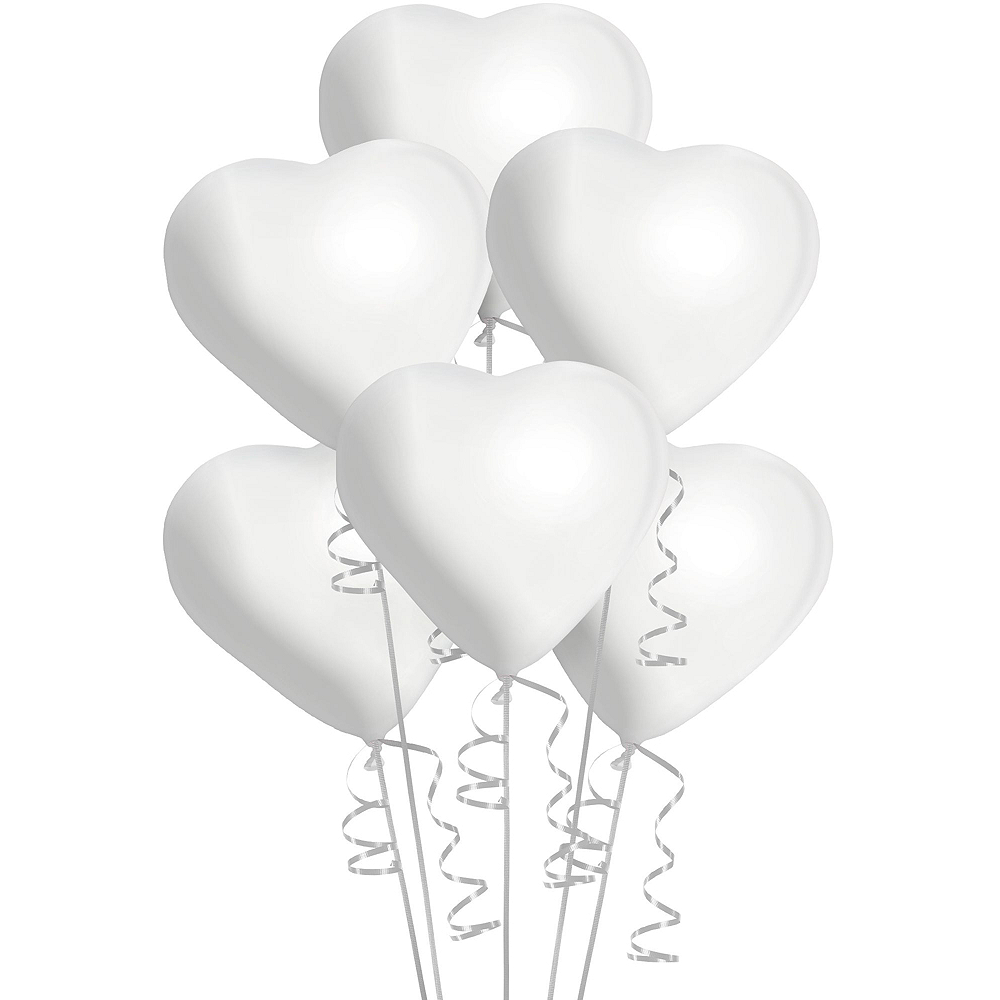 13in Air-Filled Gold I Love You Letter Balloon Kit Image #3