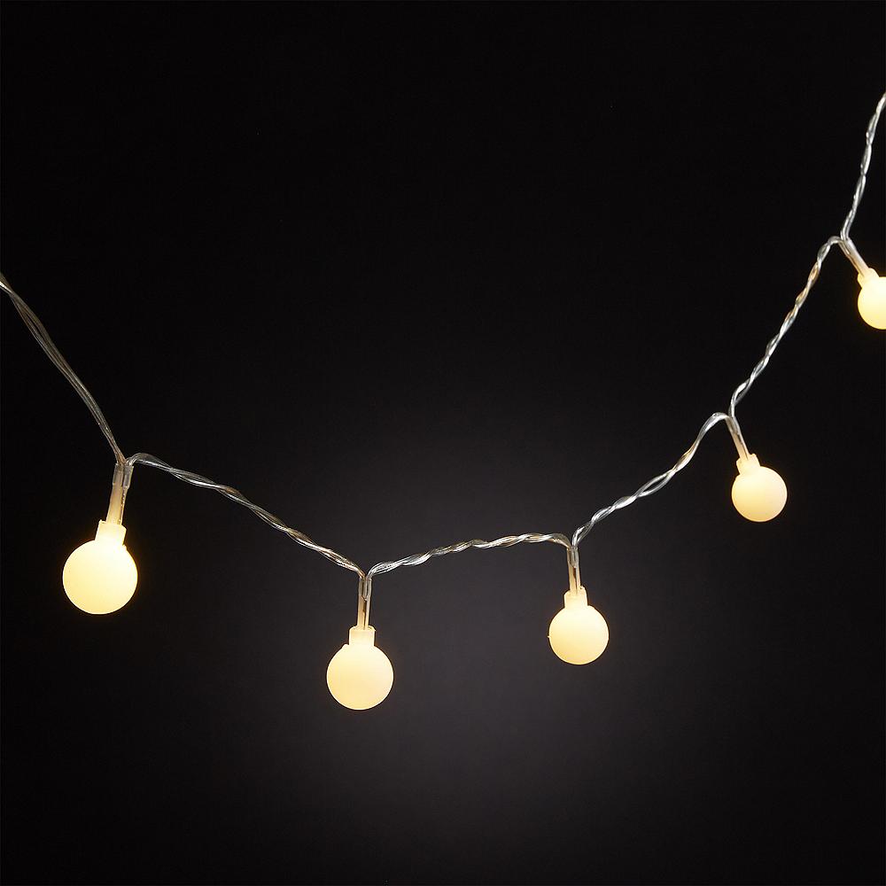 Mini Globe LED String Lights Image #2