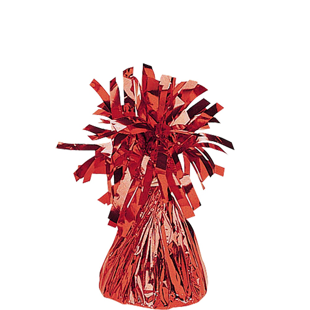 Gold & Red Heart Valentine's Day Balloon Bouquet Image #4