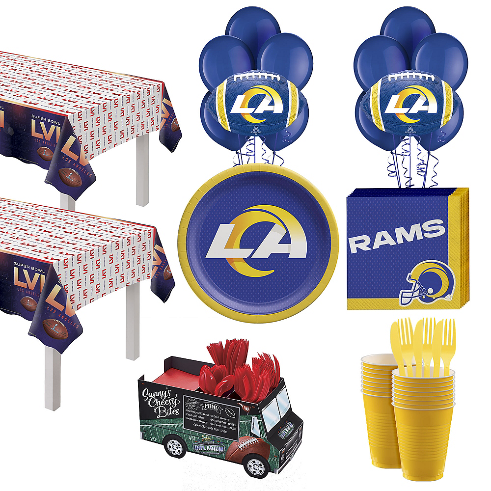 San Francisco 49ers Super Bowl Super Kit for 36 Guest Image #1