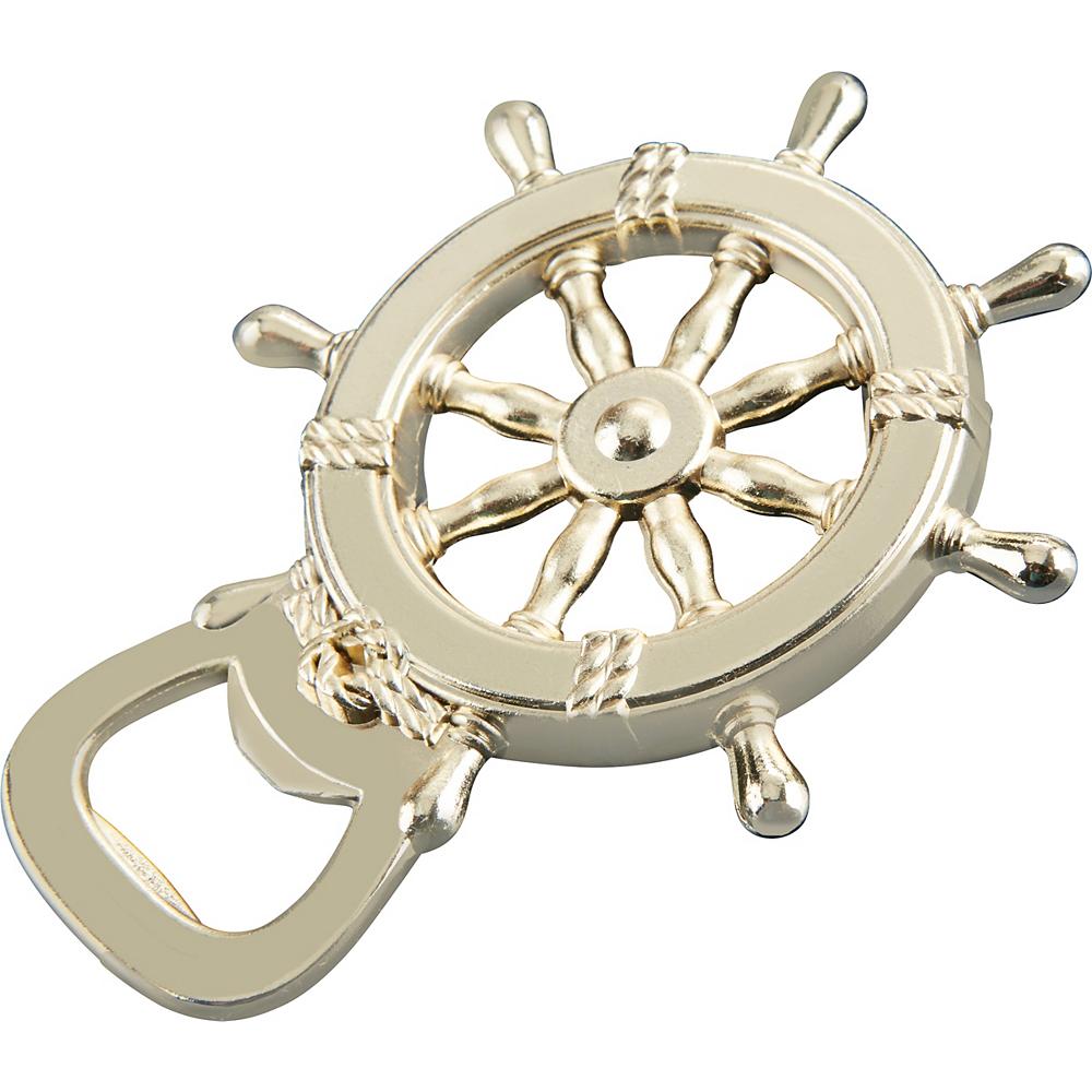Ship's Wheel Bottle Opener Image #2