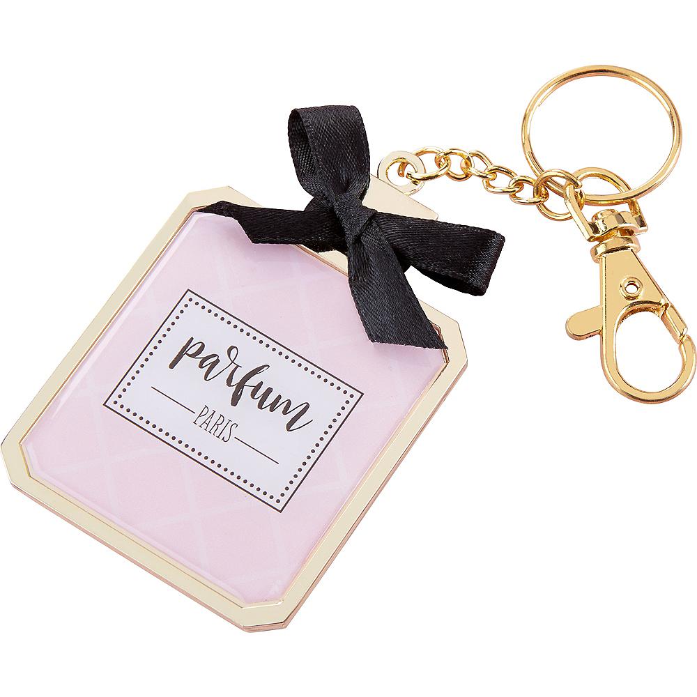 French Perfume Keychain Image #1