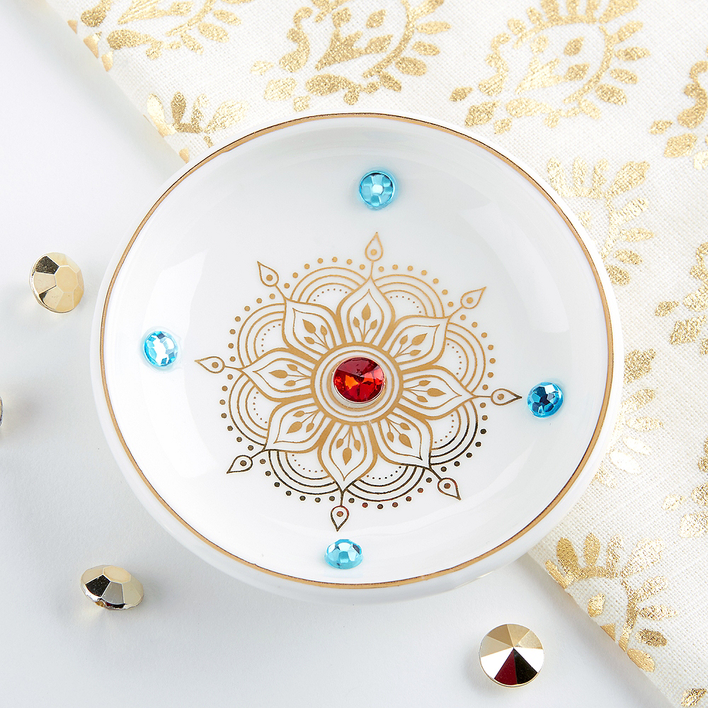 Mandala Trinket Dish Image #2
