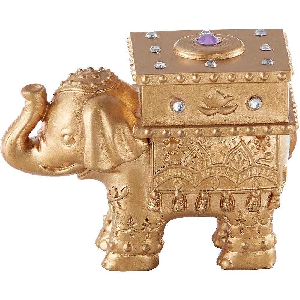 Lucky Elephant Trinket Box Image #1
