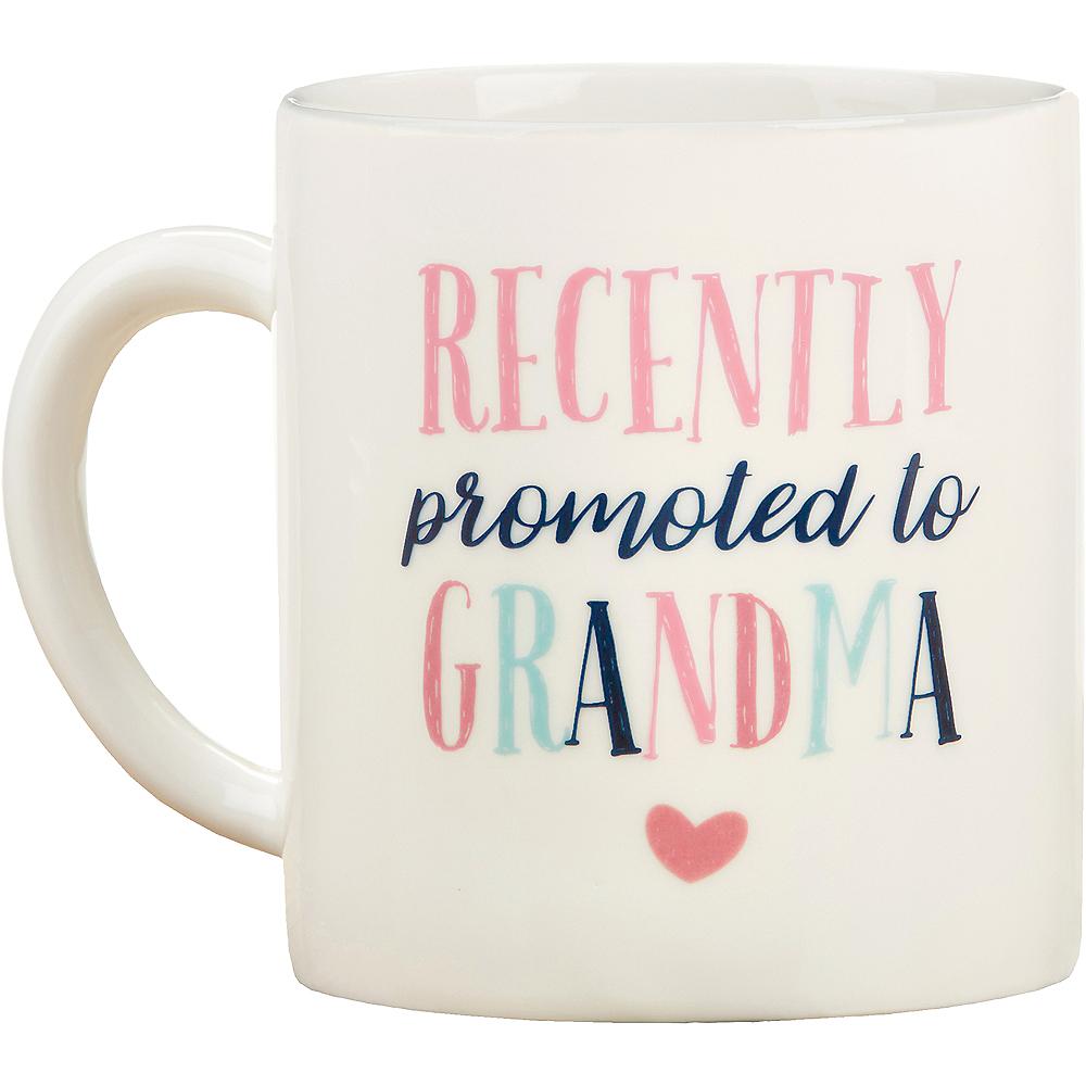 Promoted to Grandma Mug Image #2