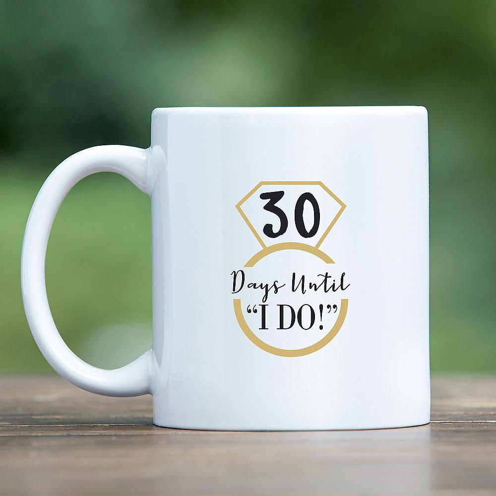 Days Until I Do Mug Image #1