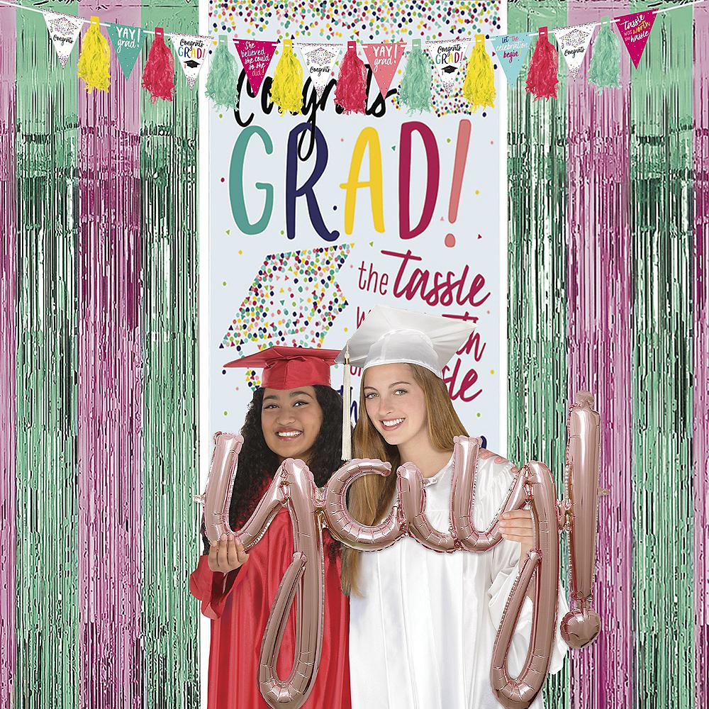 Congrats Grad Graduation Photo Booth Kit Image #1
