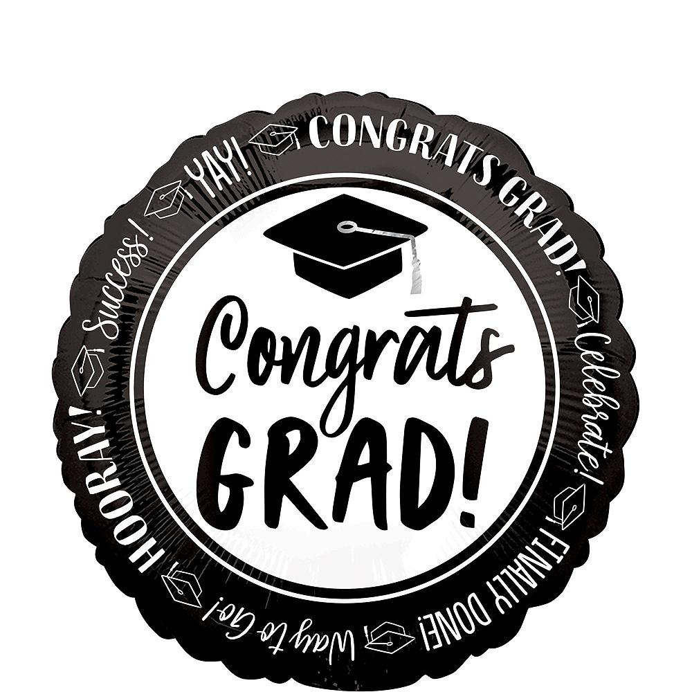 Celebrate Success Graduation Star Balloon Kit Image #2