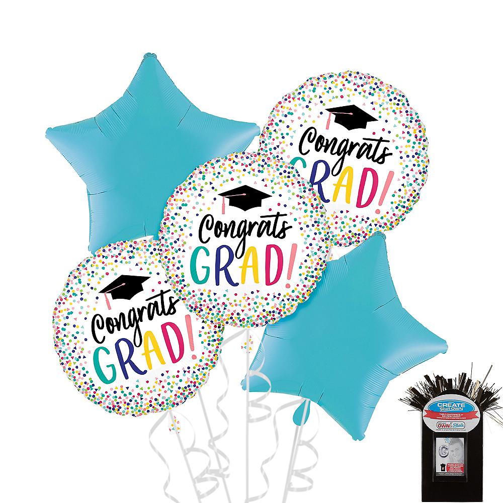 Yay Grad Graduation Star Balloon Kit Image #1