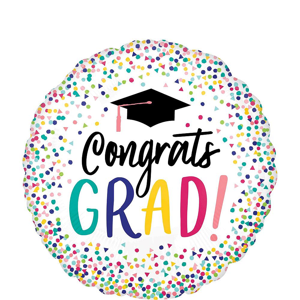 Yay Grad Graduation Star Balloon Kit Image #2