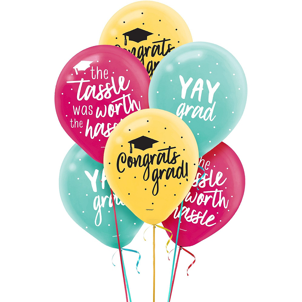 Nav Item for Yay Grad Graduation Balloon Kit Image #3