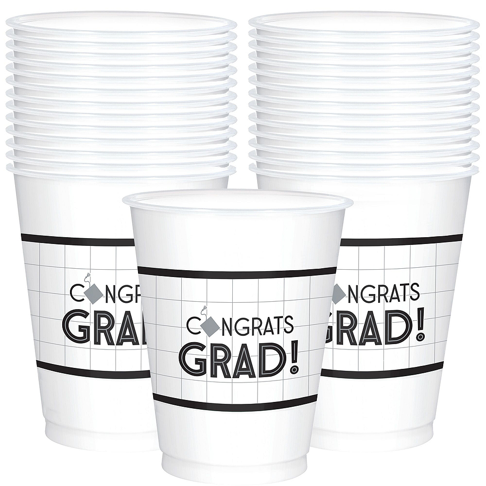 Grid Graduation Hexagon Tableware Kit for 54 Guests Image #6