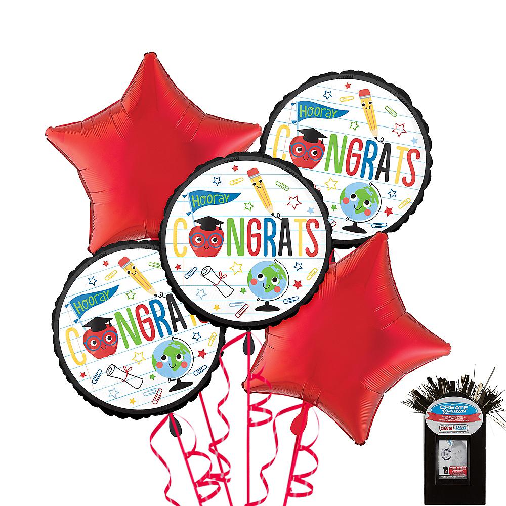 Future Dream Graduation Star Balloon Kit Image #1