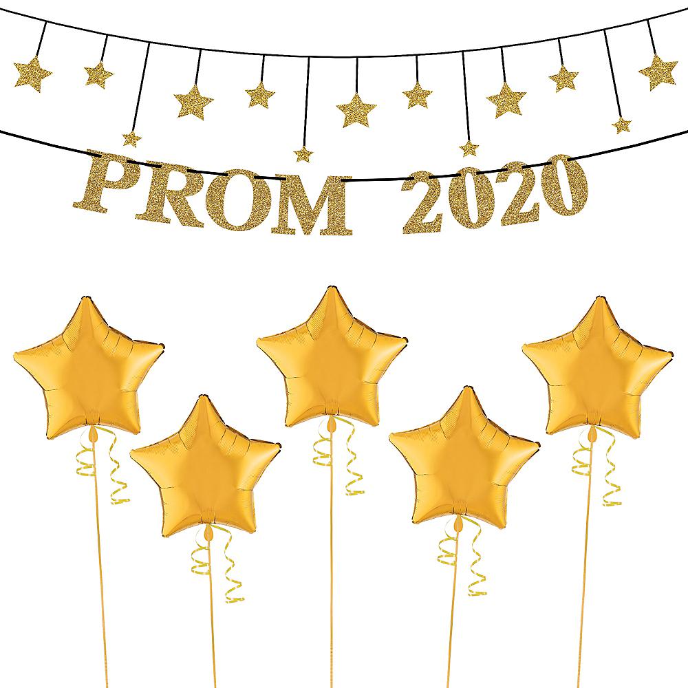 Prom Star Balloon Kit Image #1