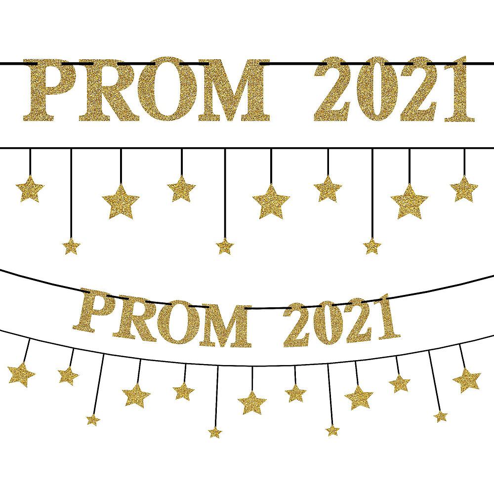 Prom Star Balloon Kit Image #2