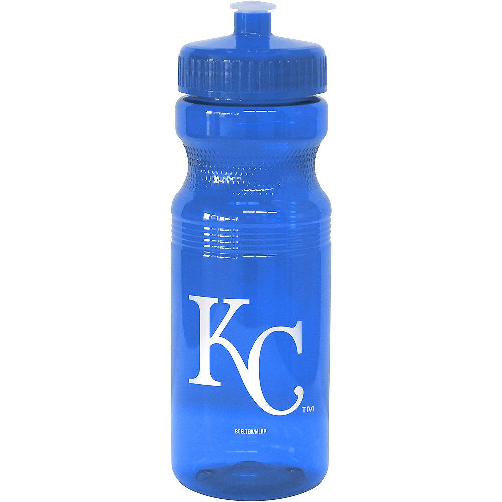Nav Item for Kansas City Royals Water Bottle Image #1