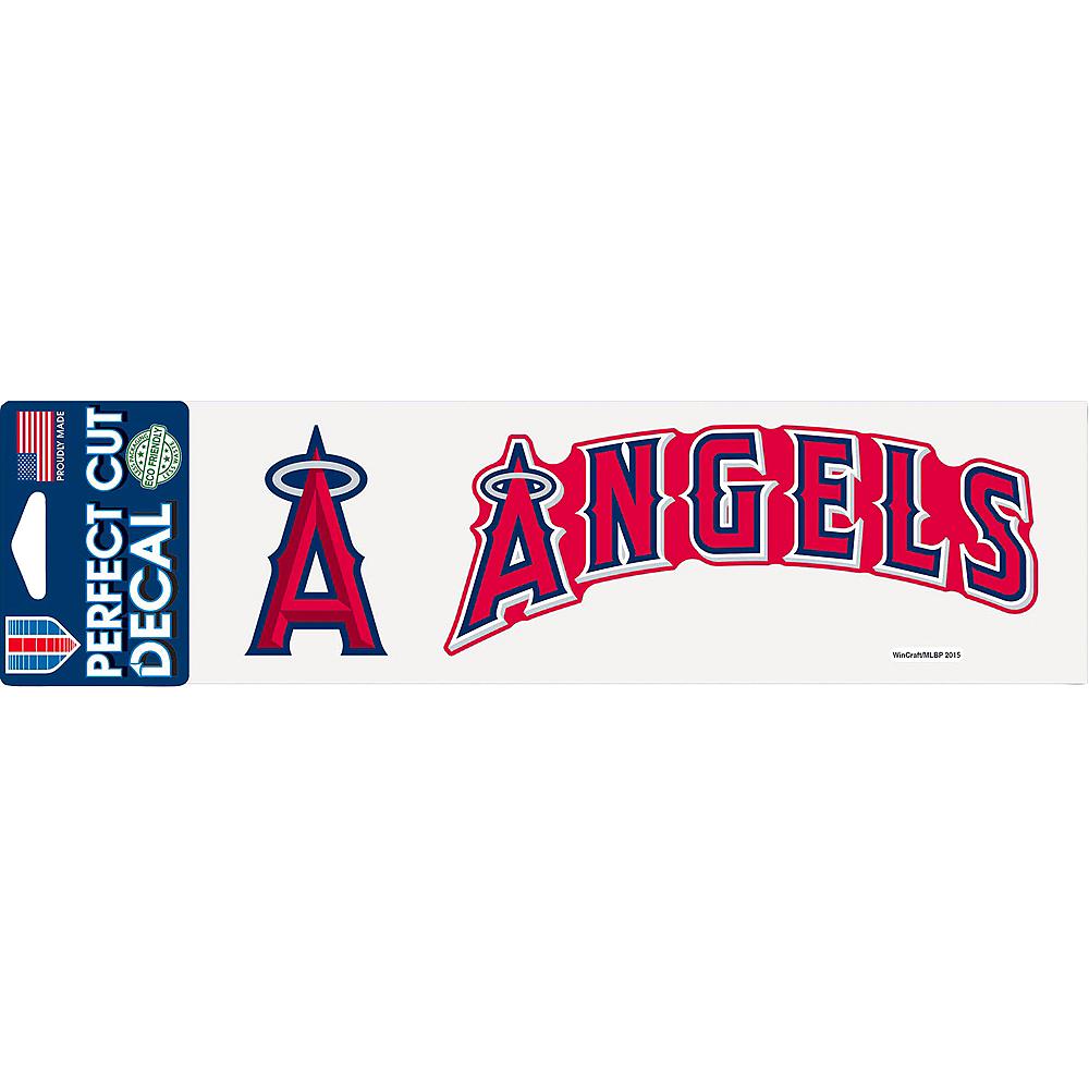 Los Angeles Angels Decal Image #1