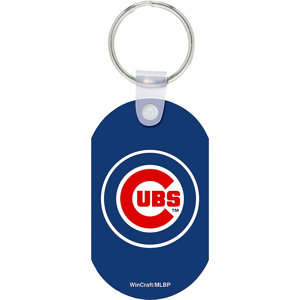 Chicago Cubs Keychain Image #1