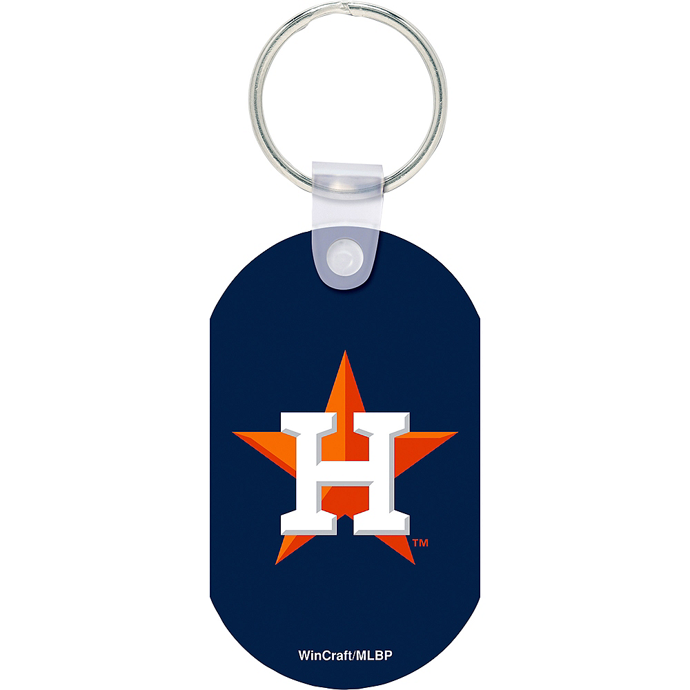 Nav Item for Houston Astros Keychain Image #1