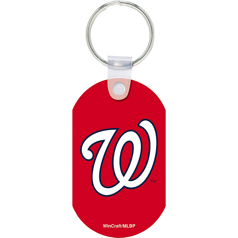 Washington Nationals Keychain Image #1