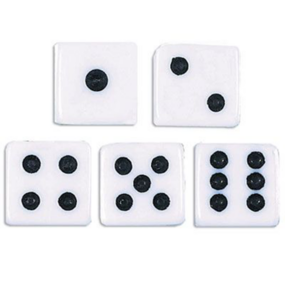 Roll the Dice Casino Poker Kit Image #2