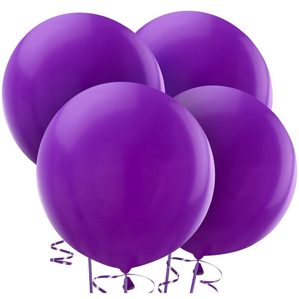 Space Balloon Backdrop Kit Image #6