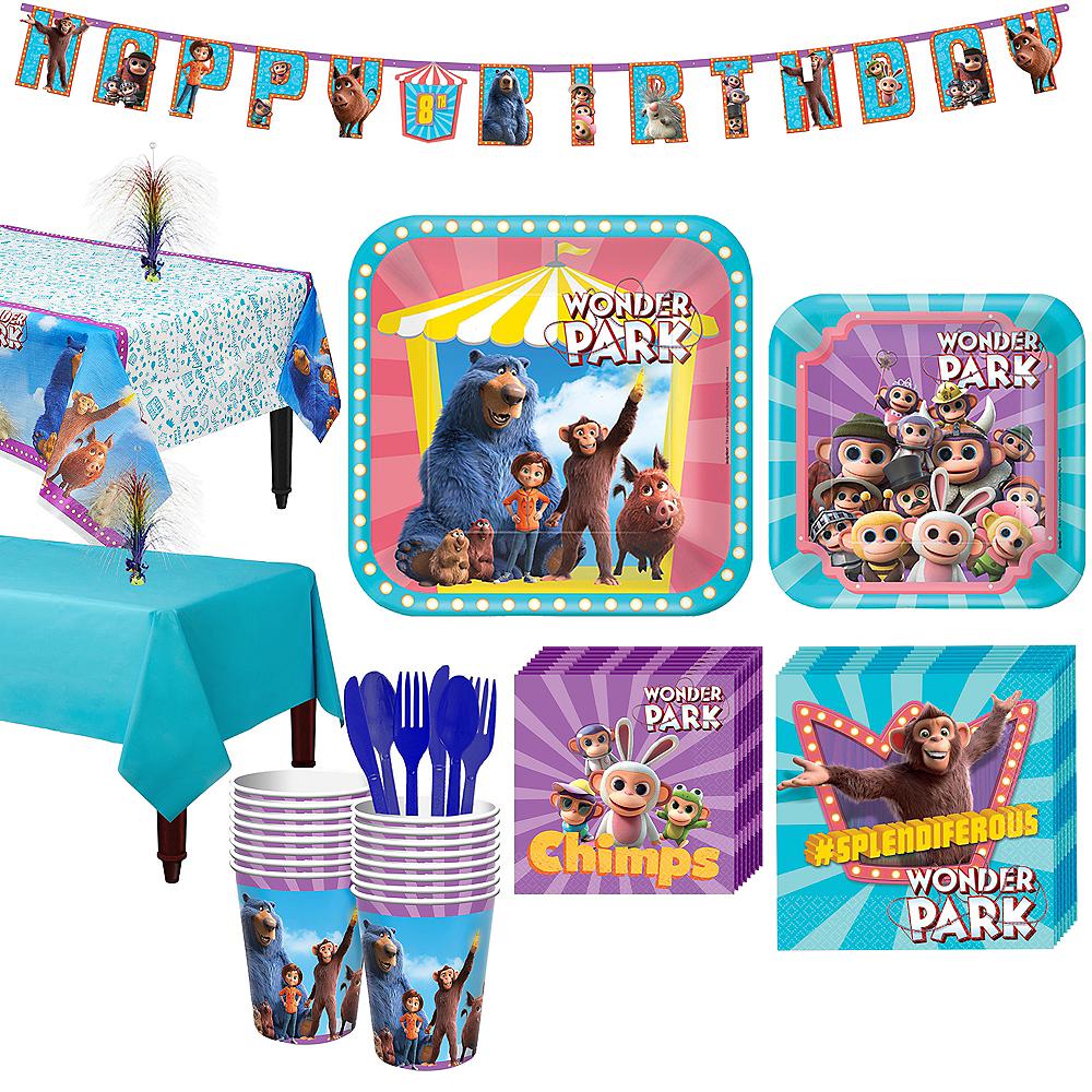 Wonder Park Tableware Kit for 16 Guests Image #1