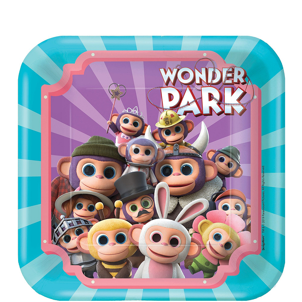 Wonder Park Tableware Kit for 24 Guests Image #2