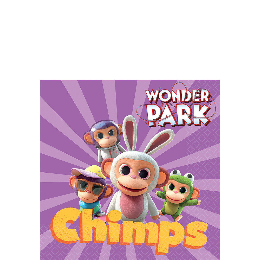 Wonder Park Tableware Kit for 24 Guests Image #4