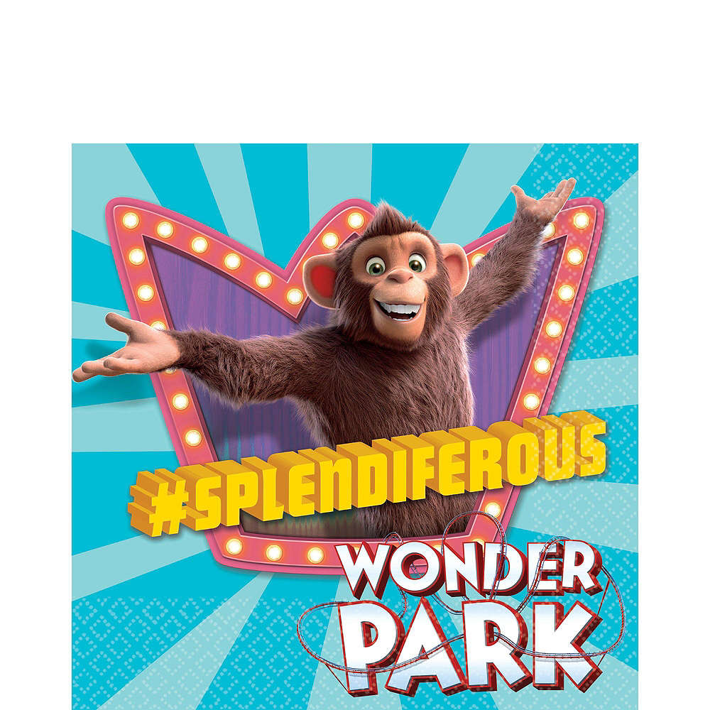 Wonder Park Tableware Kit for 24 Guests Image #5
