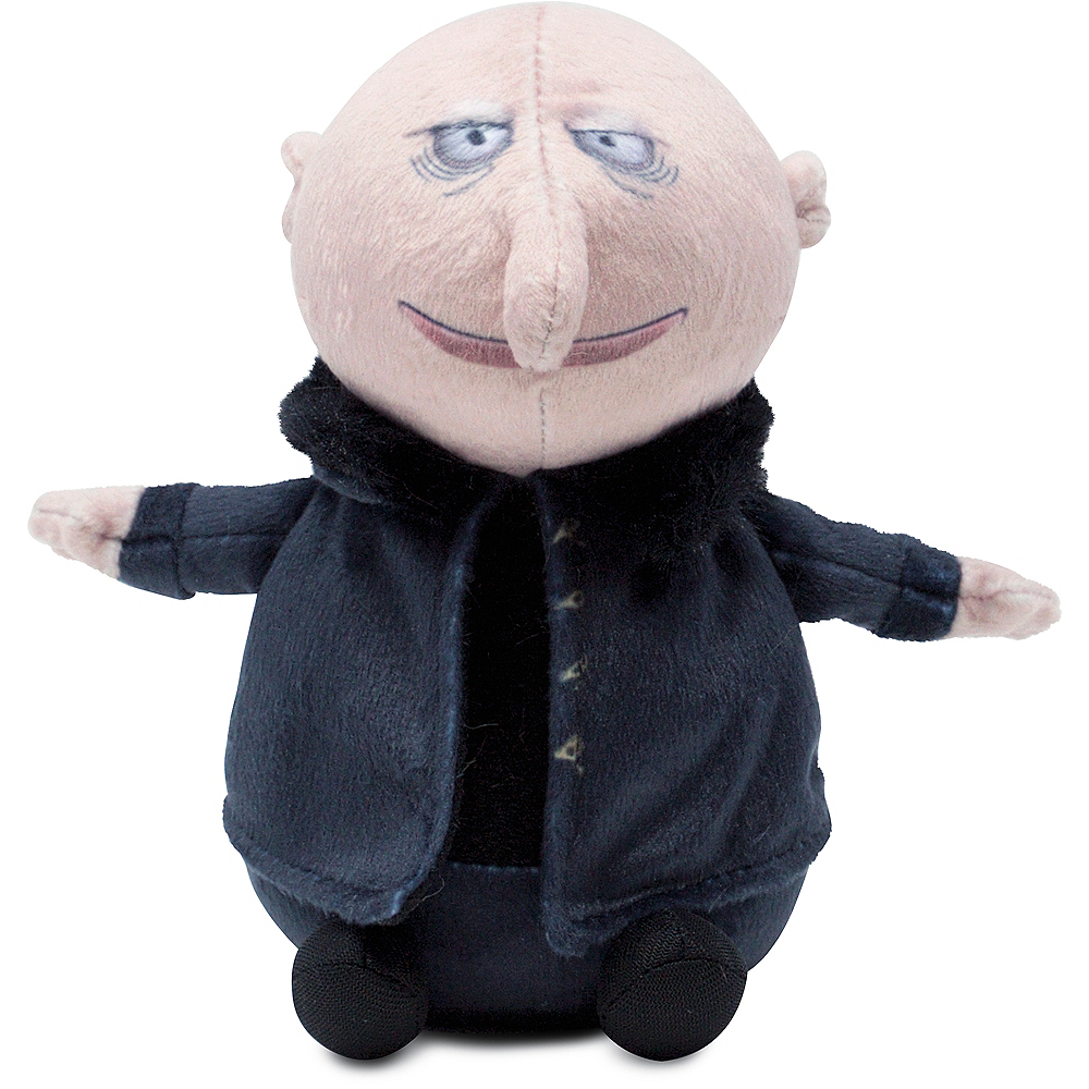 Singing Uncle Fester Plush Squeezer - The Addams Family Image #1