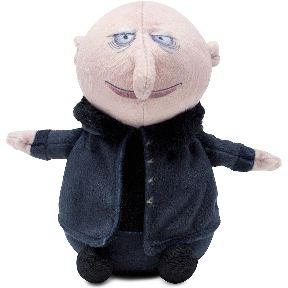 Singing Uncle Fester Plush Squeezer - The Addams Family Image #2
