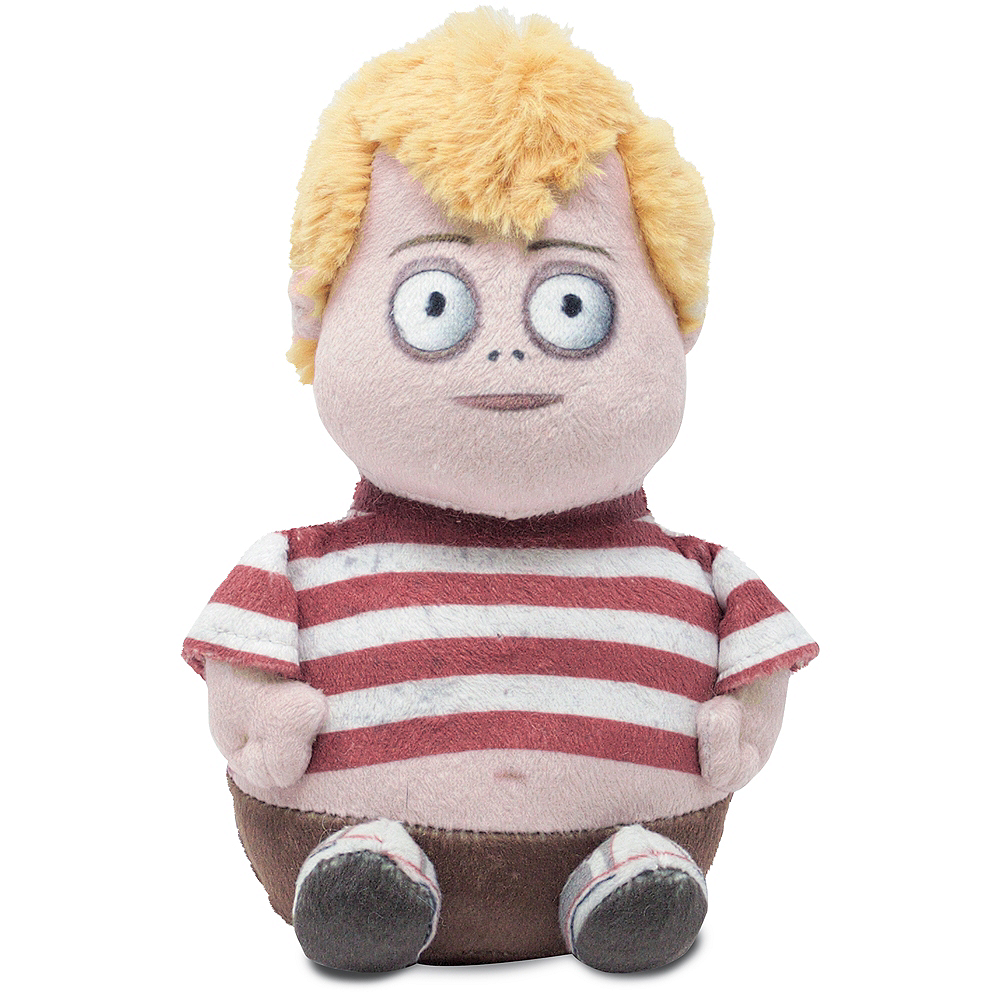 Singing Pugsley Plush Squeezer - The Addams Family Image #1