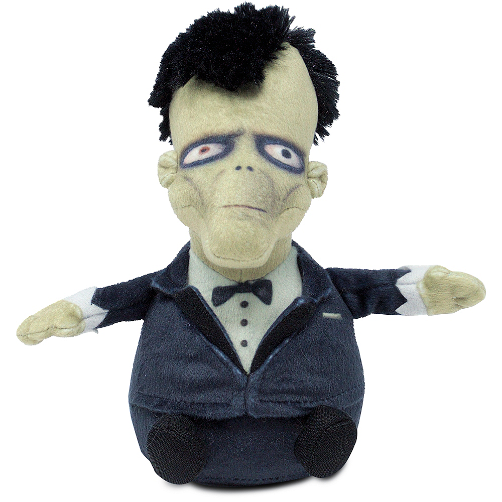 Singing Lurch Plush Squeezer - The Addams Family Image #2