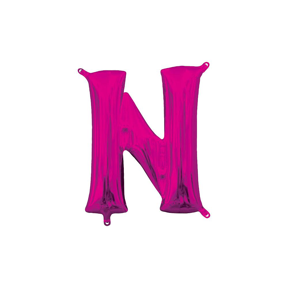 Pink Congrats Balloon Kit Image #6